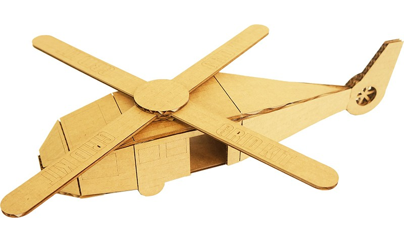 Military Helicopter Kit
