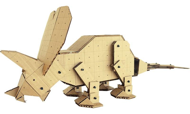 Triceratops Kit